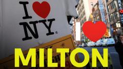 Milton Glaser, más allá del 'I Love NY'