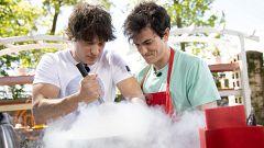 MasterChef 8 - Jordi Cruz le da duro al helado con Andy