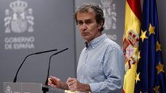 Especial informativo - Coronavirus. Comparecencia de Fernando Simón - 29/06/20