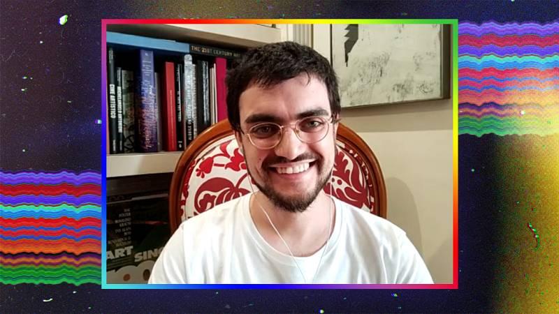 OK Playz - Ernesto Castro explica el origen de la customización de las mascarillas