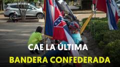 Cae la bandera de Misisipi, la última con simbología del racismo confederado