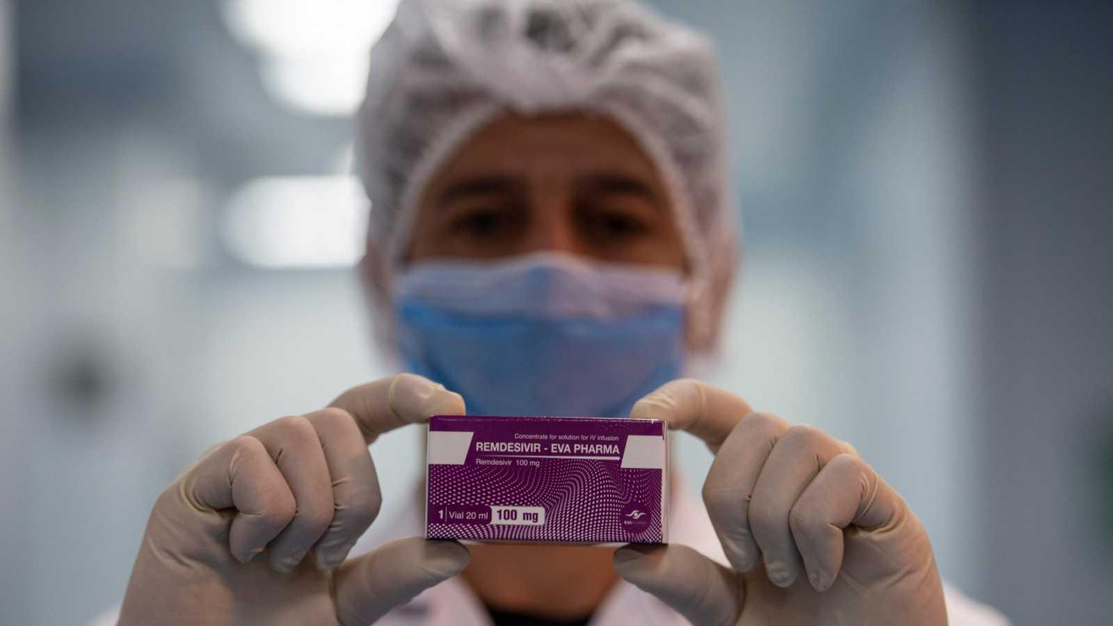 El tratamiento de Remdesivir para combatir el coronavirus costará ...