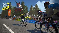 El Tour de Francia virtual, en directo en +tdp