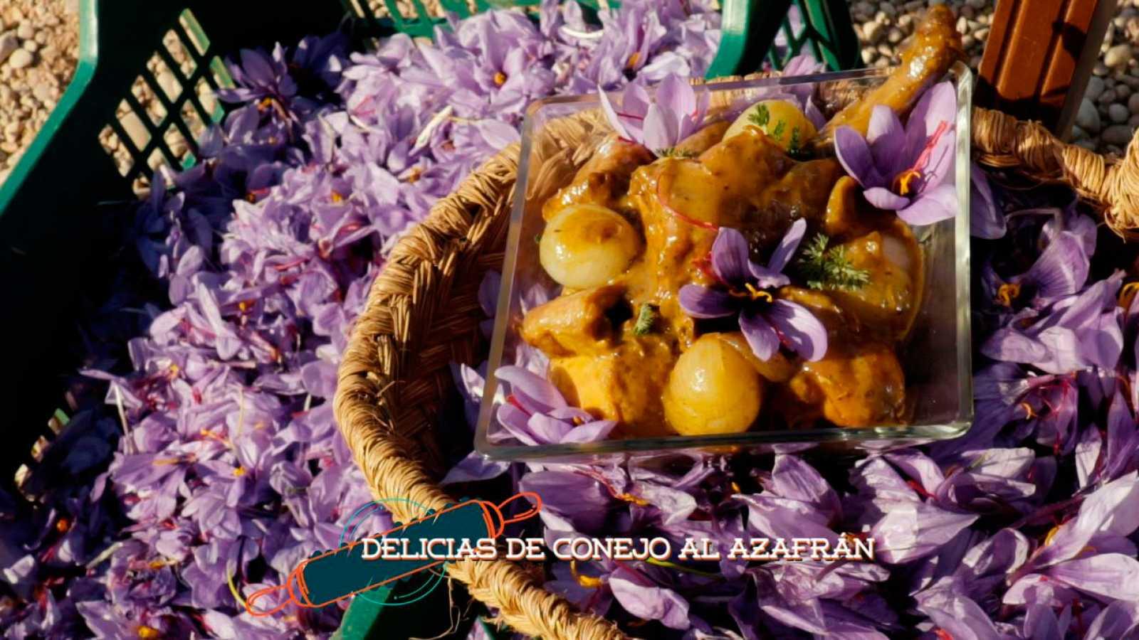 Las rutas D'Ambrosio - Delicias de conejo al azafrán