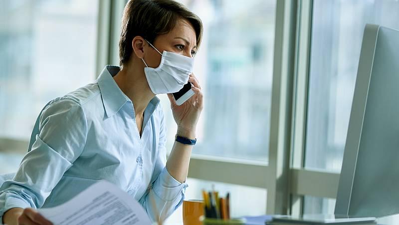 Rastreadores: así trabajan para cortar la cadena de contagios del coronavirus