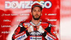 Ducati confirma que Dovizioso estará en Jerez, en la primera carera del Mundial de MotoGP