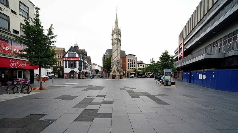Leicester, zona 'cero' del rebrote británico de coronavirus