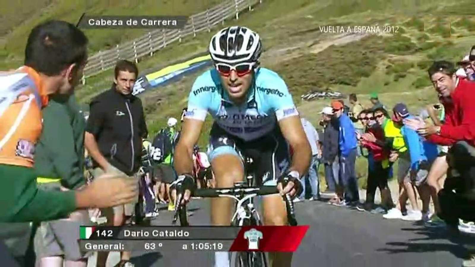 Ciclismo - Vuelta España 2012. 16ª etapa: Gijón - Valgrande-Pajares  - ver ahora