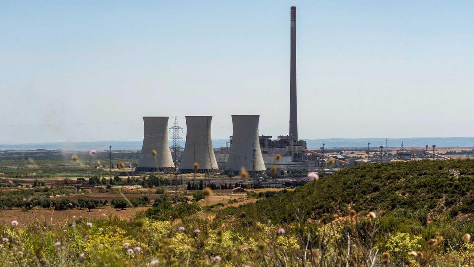 La central térmica de Andorra en Teruel se apaga definitivamente