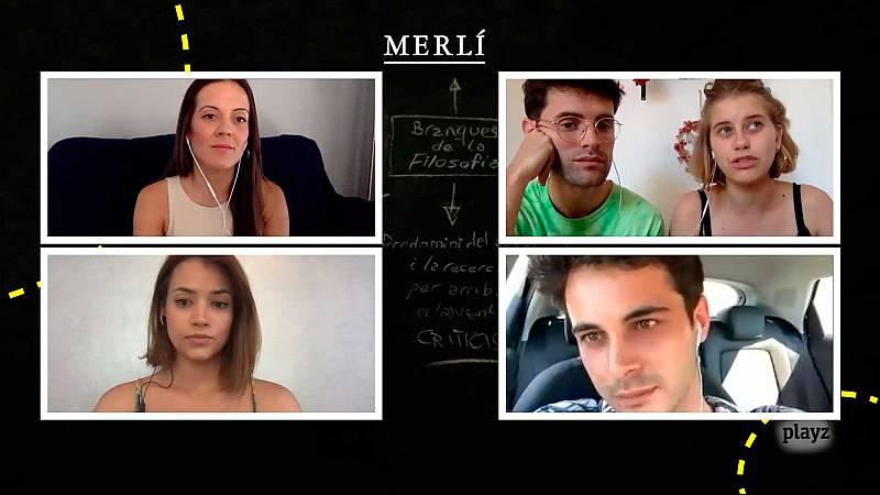 Los actores de 'Drama' opinan sobre la polémica del bilingüismo en TV3