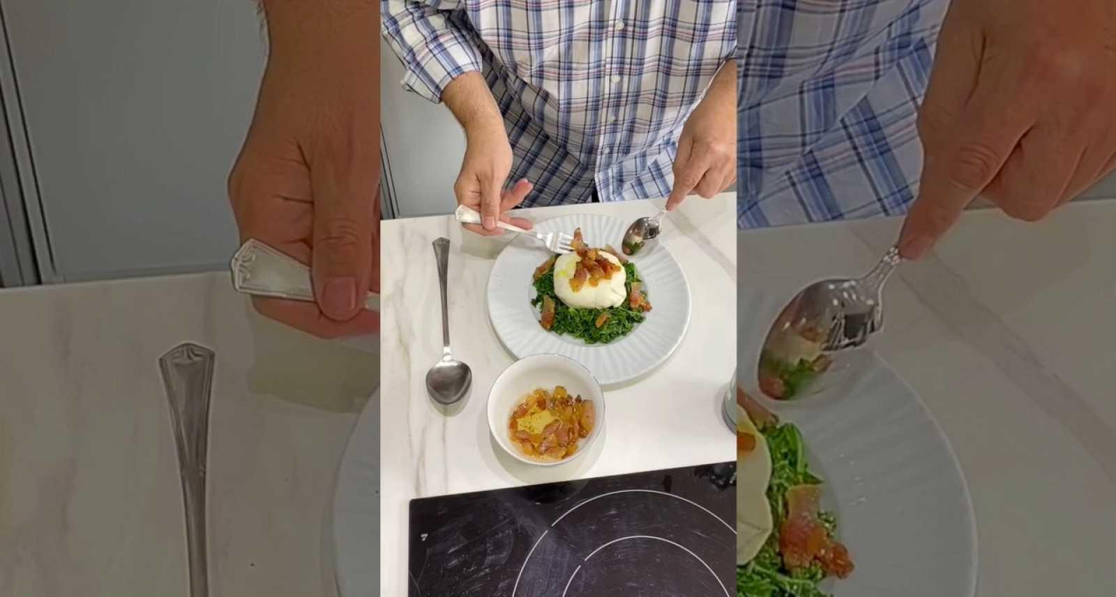 Aquí la Tierra - ¡Cocinamos una receta italiana con col kale!