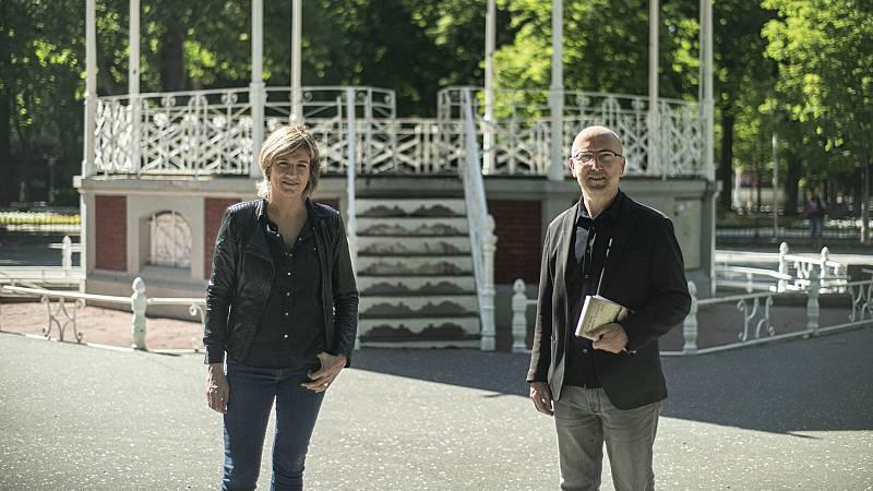 Página Dos - Karmele Jaio e Isabel Bono - ver ahora