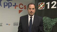 Los desayunos de TVE - Entrevistas electorales: Equo Berdeak, PP+Cs, PSE-EE (PSOE)