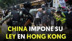 Primeros arrestos en Hong Kong por la controvertida Ley de Seguridad Nacional