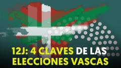 Cuatro claves de las elecciones vascas del 12J: Iñigo Urkullu aspira a su tercer mandato como lehendakari