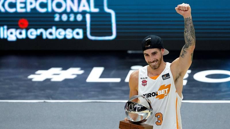 """Luca Vildoza: """"Voy a acordarme de esa última canasta toda la vida"""""""