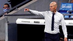 """Zidane: """"Nuestros rivales van a hacer todo lo posible para ganar esta Liga hasta el final"""""""
