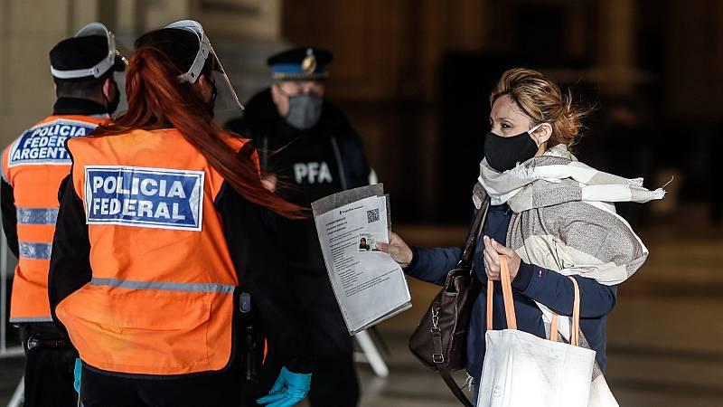 Buenos Aires endurece el confinamiento por el coronavirus