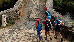 El camino de Santiago da sus primeros pasos con la reapertura de albergues