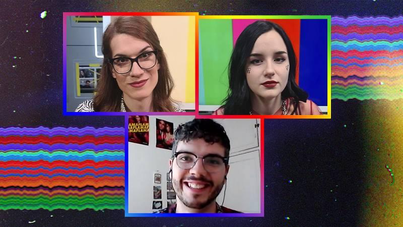 """OK Playz - Rizha, Rubén Serrano y Elsa Ruiz: """"Lo ideal sería no tener que salir del armario"""""""