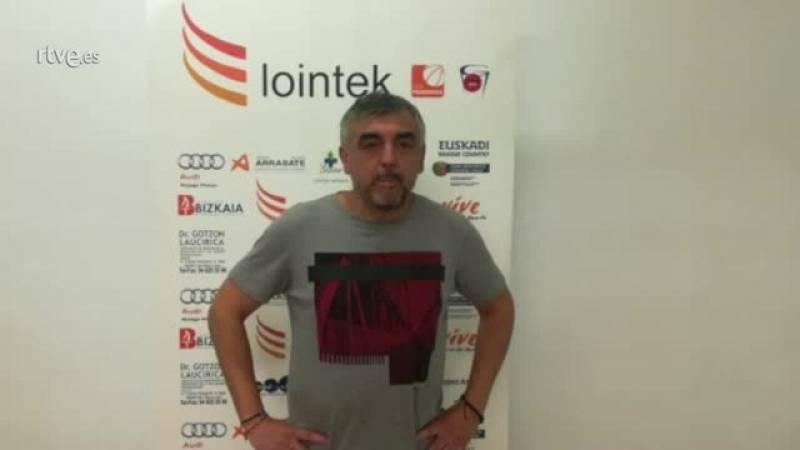 """Mario López: """"Ginko es una jugadora de mucho carácter"""""""