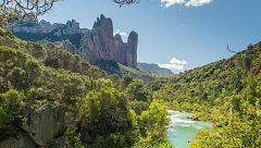 España Directo - Conociendo a los gigantes de Piedra del Prepirineo