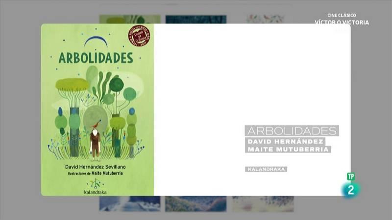 Página Dos - Miniclub - Arbolidades y El libro del aventurero desconocido
