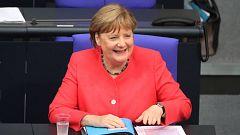 Alemania asume la presidencia semestral de la Unión Europea