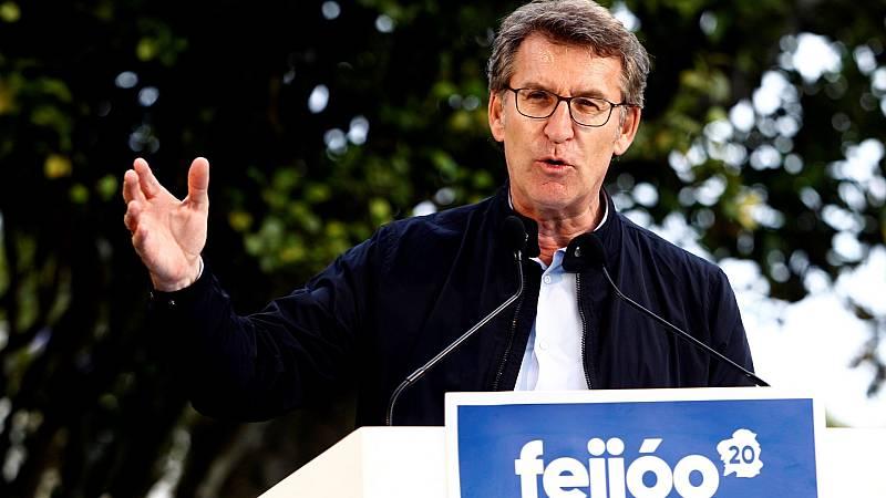 Elecciones en Galicia: Feijóo acusa al Gobierno de falta de compromiso con la industria gallega