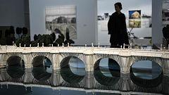 """El Pompidou reabre tras la pandemia con la exposición """"maldita"""" de Christo"""