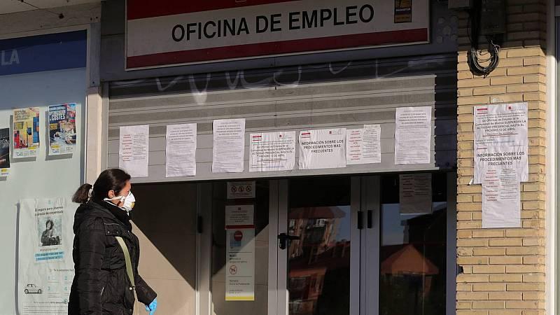 El paro aumenta en 5.107 desempleados en junio, hasta los 3.862.883 parados registrados