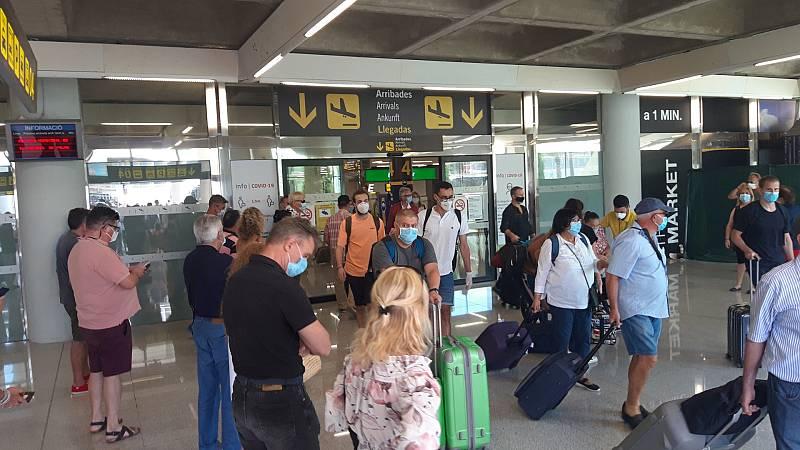 El protocolo de los turistas que vengan a España