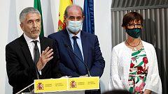 Interior prorroga hasta diciembre de 2021 el plan contra el narcotráfico en Andalucía