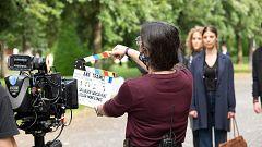 Telediario - Así ha sido el comienzo del rodaje de 'Ana Tramel. El juego'