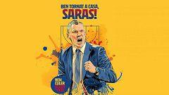 Jasikevicius, nuevo entrenador del Barça para las tres próximas temporadas