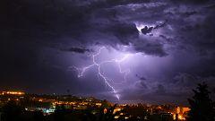 Chubascos y tormentas que podrán ser localmente fuertes en el norte de Cataluña