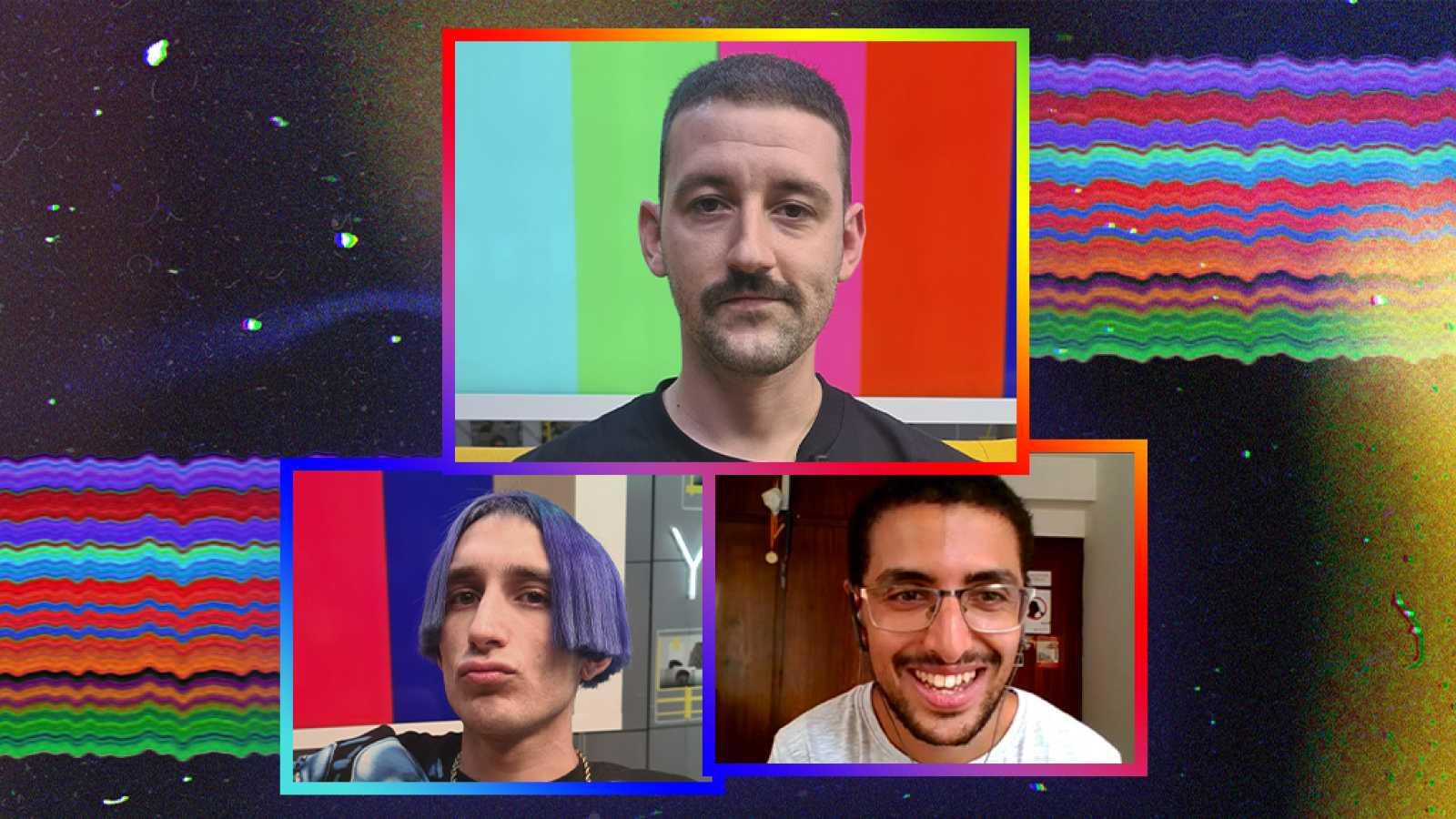 OK Playz - OK Playz con Erik Urano, Pedro LaDroga y Yunez Chaib