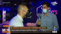 ¿Cómo son las discotecas de Madrid en la nueva normalidad?