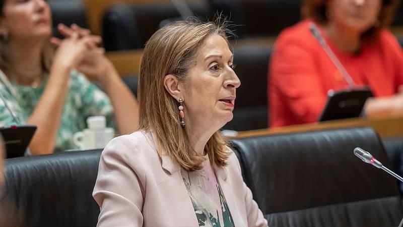 Ana Pastor explica las razones por la que el PP se opone al Plan de Reconstrucción del Gobierno