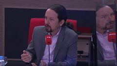 Iglesias descarta ser imputado en el 'caso Dina' y no contempla dimitir