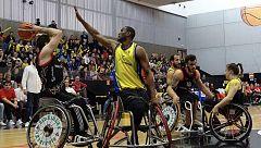 Discrepancias entre la Federación y los 12 clubes de División de Honor de baloncesto en silla de ruedas