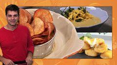 Recetas de cuarentena con Sergio - ¡Crea un menú veraniego con el buscador de cocina!