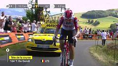Ciclismo - Tour de Francia 2019. 8ª etapa: Macon - Saint Etienne