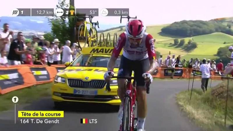 Ciclismo - Tour de Francia 2019. 8ª etapa: Macon - Saint Etienne - ver ahora
