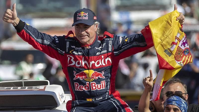 Álvarez café - Programa 6: Carlos Sainz, bicampeón del mundo de rallys - ver ahora
