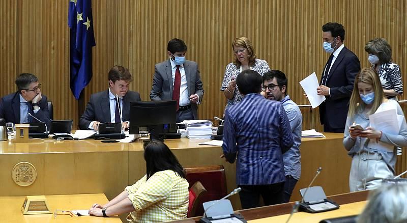 La Comisión para la Reconstrucción Social y Económica da el visto bueno a las conclusiones finales de los cuatro Grupos de Trabajo