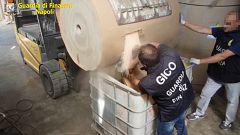 """La policía italiana intercepta 14 toneladas de anfetaminas Captagón, la """"droga de los yihadistas"""""""