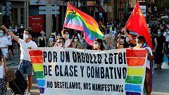 La celebración del Orgullo LGTBI reabre el debate sobre las mujeres trans