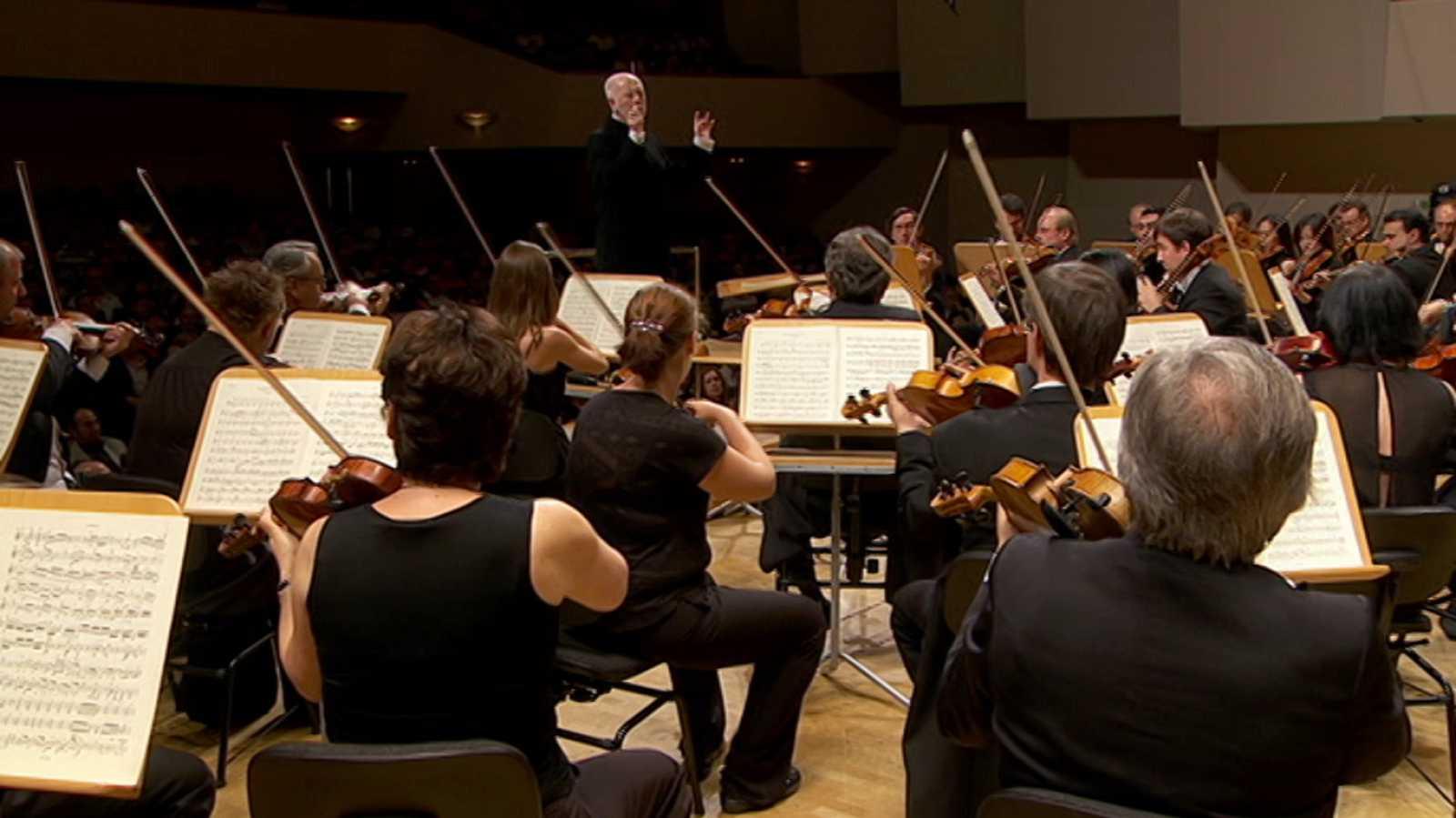 Los conciertos de La 2 - Integral Sinfonías de Beethoven. Día de la música. Sinfonía nº 9 - ver ahora