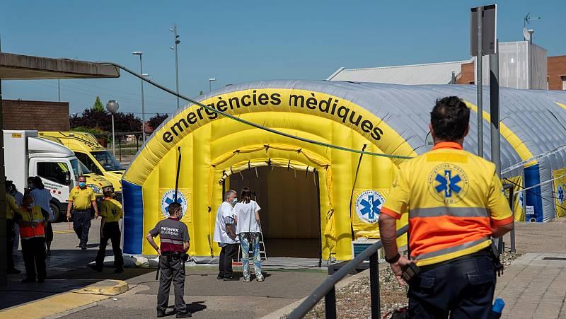 La Generalitat ordena el confinamiento de más de 200.000 personas en la comarca leridana del Segrià